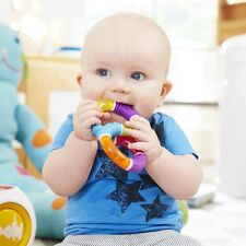 Baby Teether Toy Different Teething Gentle Texures Toddler Twisty Figure Design
