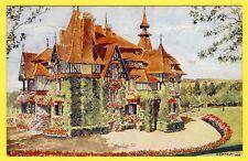 cpa TUCK'S POST CARD Normandie 14 - DEAUVILLE La ferme du Coteau Signé WAMBACH