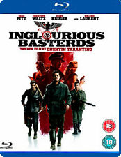 INGLOURIOUS BASTERDS - BLU-RAY - REGION B UK