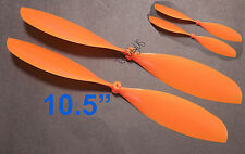 "4pcs 4x10.5"" ø1.4mm Rubber Band Powered Plane Air Plane Propellers, US 001-01008"