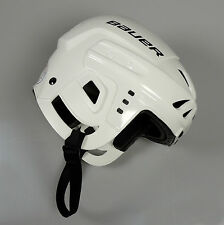 NEW Bauer Hockey M10 Youth Ice Hockey Helmet White Retails For: $39.99