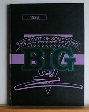 1993 Catalina Foothills High School Yearbook - Tucson, Arizona AZ - 1st Year