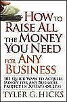 How To Raise ALL the Money You Need For Any Business In 30 Days Or Less
