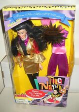 #6636 Street Players Home Shopping Network Fran Drescher - Talking the Nanny