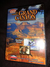DVD Experience THE COMPLETE GRAND  CANYON NATIONAL PARK Petrified Forest SERIES