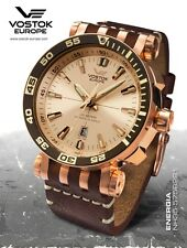 Vostok Europe Energia Rocket Stainless steel Automatic NH35A-575B281 3000 Piece