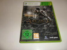 XBox 360  X360   Arcania - The Complete Tale
