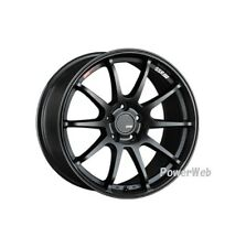 NEW SSR GT V02 17x7 5-100 +50 FLAT BLACK  17inch *1rim price official