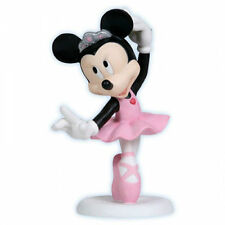 Precious Moments Disney Minnie Ballerina Beautiful Dreamer Figurine New 114709