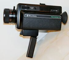 Vintage Bell & Howell Microstar Z XL Super 8 Cine Movie Camera