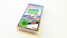 Capcom Classics Collection mezclado Sony PSP Game juego rare SGZ VGC OVP Top
