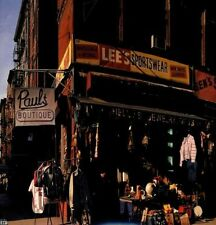 BEASTIE BOYS PAULS BOUTIQUE LP VINYL 33RPM NEW 20TH ANN ED REMASTERED