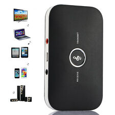 2 in 1 Bluetooth V2.1 Stereo Audio Music Sound Adapter Transmitter and Receiver