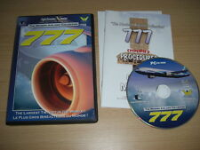 777 Colección moderna de avión-Wilco PC Add-On Flight Simulator Sim 2004 X Fsx