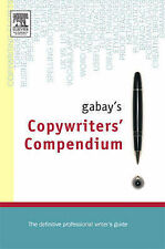 Gabay's Copywriting Compendium, By Gabay, Jonathan,in Used but Good condition