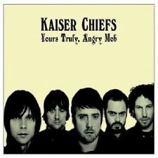 Kaiser Chiefs 'Yours Truly Angry Mob' CD merce nuova!