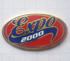 HANNOVER EXPO 2000 / DEUTSCHLAND  .....Städte&Länder-Pin (116b)