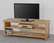 Oxford Oak Large Open TV stand  / coffee table   OXF-31