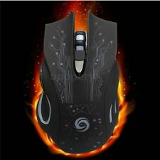 5500DPI LED USB Wired Gaming Mouse Mice For PC Laptop 6 Button Pro Gamer