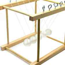 1Set Kids Toys Newton's Cradle Mechanics Balance Balls Physics Science Pendulum