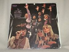 Last Sweet Days of Isaac Original Cast 1970 RCA LSO-1169 ROCK MUSICAL Sealed LP