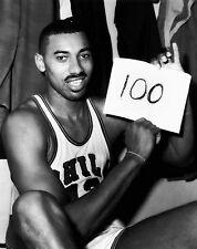 WILT CHAMBERLAIN 100 POINT GAME 8X10 GLOSSY PHOTO PICTURE