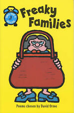 Freaky Families (Time for a Rhyme),ACCEPTABLE Book