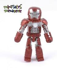 Marvel Minimates SDCC Exclusive Iron Man 3 Movie Hall of Armor Mark V Iron Man