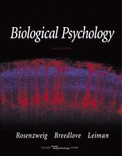 Biological Psychology: An Introduction to Behavioral, Cognitive and Clinical