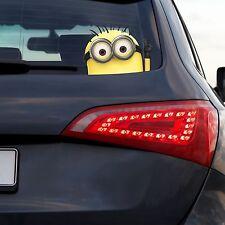 MINION PEEPER Funny Car/Van/Bumper/Window Vinyl Decal Sticker JDM VW EURO DUB