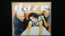 DAZE - SUPERHERO. CD SINGOLO 4 TRACKS