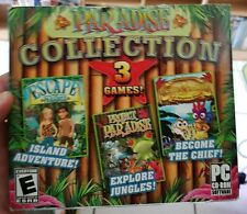 Paradise Collection - 3 Games - PC GAME - FREE POST