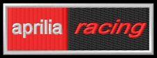 Aprilia Racing iron-on patch Aufnäher