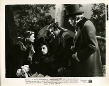 "Vincent Price Gene Tierney Dragonwyck Original 8x10"" Photo #J356"