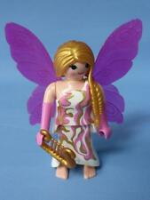 Playmobil Golden Fairy Princess / Queen -  Figure Magic Palace Castle Fantasy