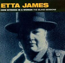How Strong Is A Woman: The Island Sessions 1993 by Etta Jame - Disc Only No Case