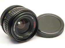 Miranda 28mm f/2.8 lens for pentax PK stock No. U0342