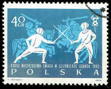 Scott # 1147 - 1963 - ' Fencers & Knights in Armor '