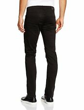 Versace Jeans men's black New Collection jeans size W34 x L34 - SLIM FIT