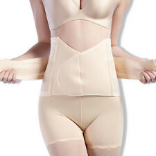 New Maternity Body Shaping Girdle Set Women's Waist Cincher Shapewear Corset