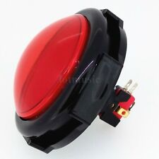 New Diamete 100mm Dome LED Illuminated Self-resetting Push Button Switch
