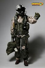 VERY HOT U.S. NAVY VFA-154 Black Knights Pilot Set 1/6 IN STOCK