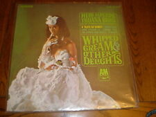 Herb Alpert LP Whipped Cream & Other Delights AUTOGRPAHED