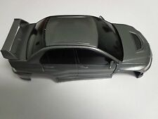 Mitsubishi Lancer Evolution RC Assy Car Body Gray