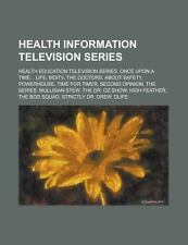 Health Information Television Series: The Doctors, Second Opinion, the Series, t