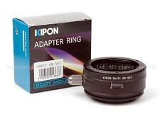 Kipon Shift Adapter for Olympus OM Mount Lens to Sony NEX-7/6/5R a7 a7r Latest