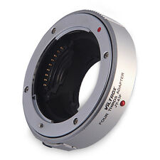 Auto Focus 4/3 To Micro Four Thirds M4/3 Lens Adapter For Olympus MMF-2 EP-3