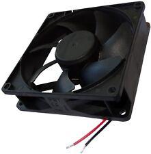 Ventilateur pour boîtier 24V 92x92x25mm 87,55m3/h 34dBA 3000rpm 2.1W 0.087A
