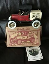 1918 FORD MODEL MODEL T RUNABOUT- WATKINS ERTL COLLECTIBLES-1/34