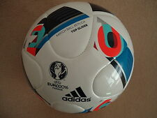 Match Ball Replica Top Glider UEFA Euro 2016 France adidas Beau Jeu